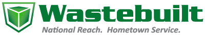 WASTEBUILT Equipment, Parts and Service Logo