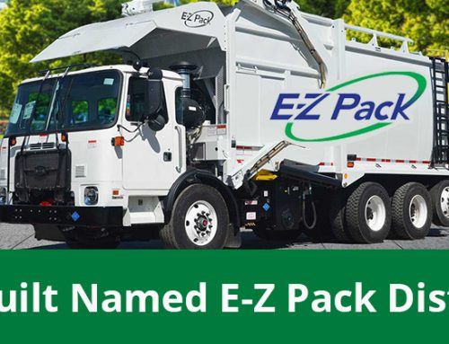 E-Z Pack Names Wastebuilt as Distributor in Southeastern U.S.