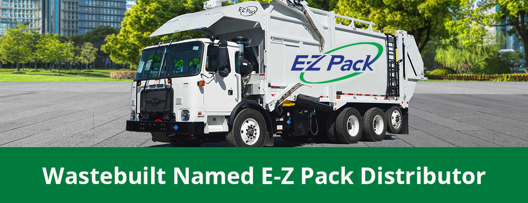 E-Z Pack Names Wastebuilt as a Distributor